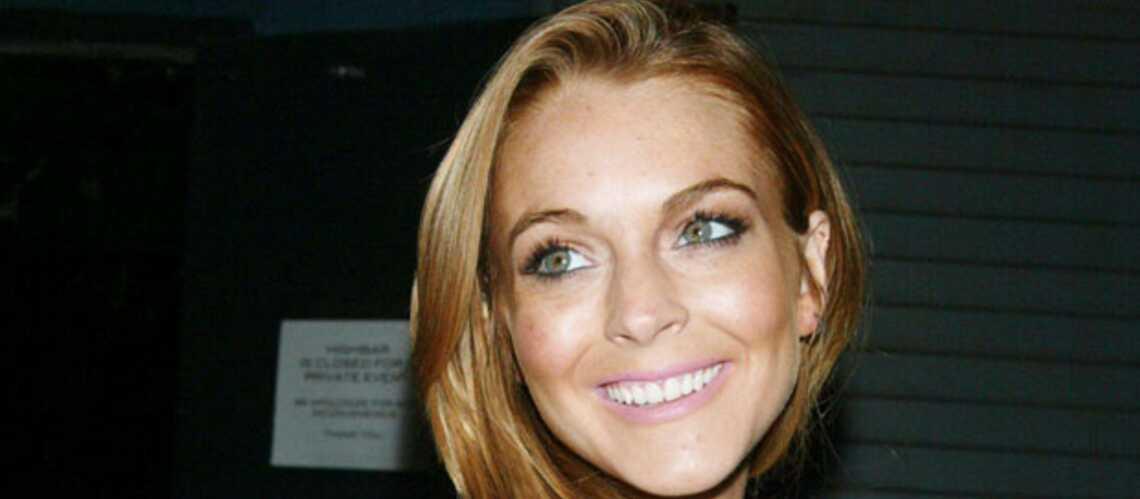 Lindsay Lohan: «Faire la fête, ce n'est plus mon truc»