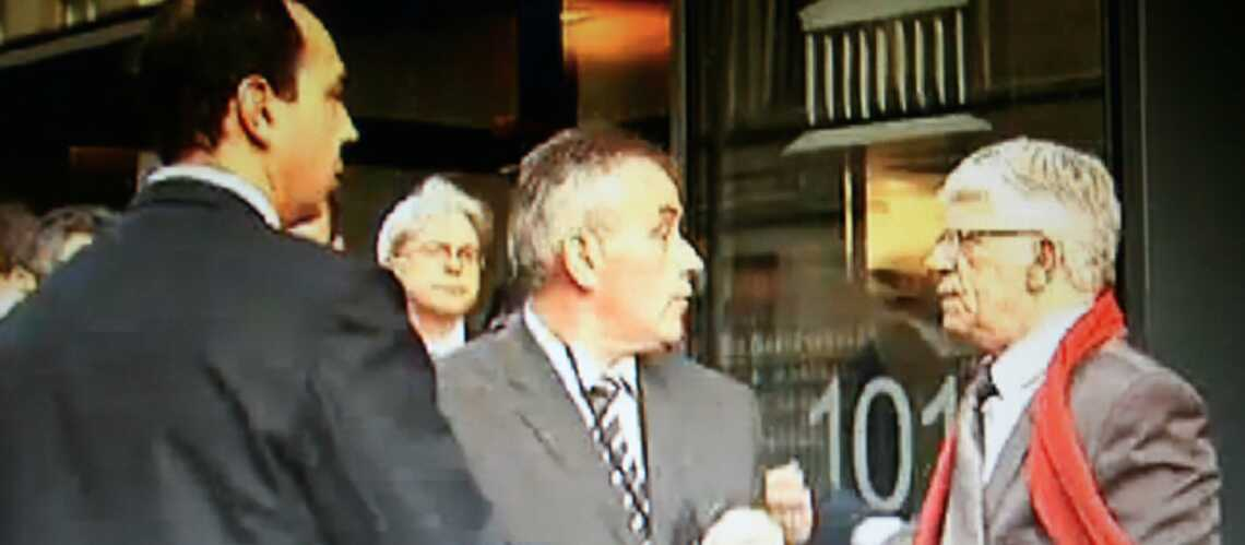 VIDEO- Maxime Gremetz se bagarre devant l'Assemblée