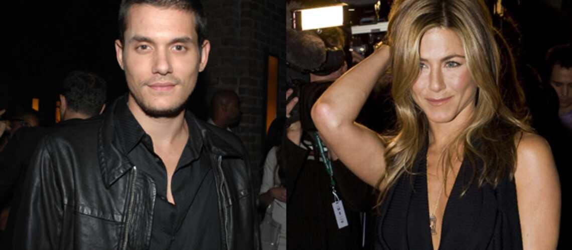 Jennifer Aniston et John Mayer bullent