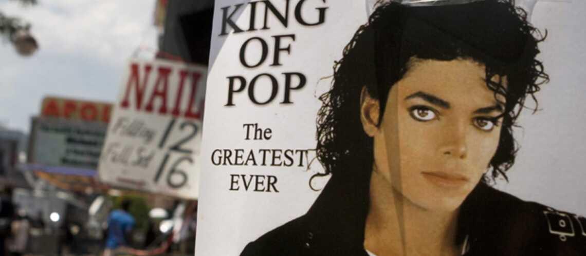 Michael Jackson, en tête des hit-parades