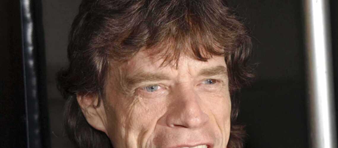Des lettres d'amour de Mick Jagger aux enchères
