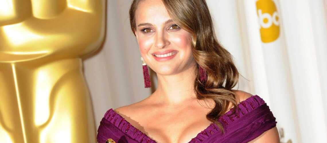 Oscars: le sacre de la fatale Natalie Portman