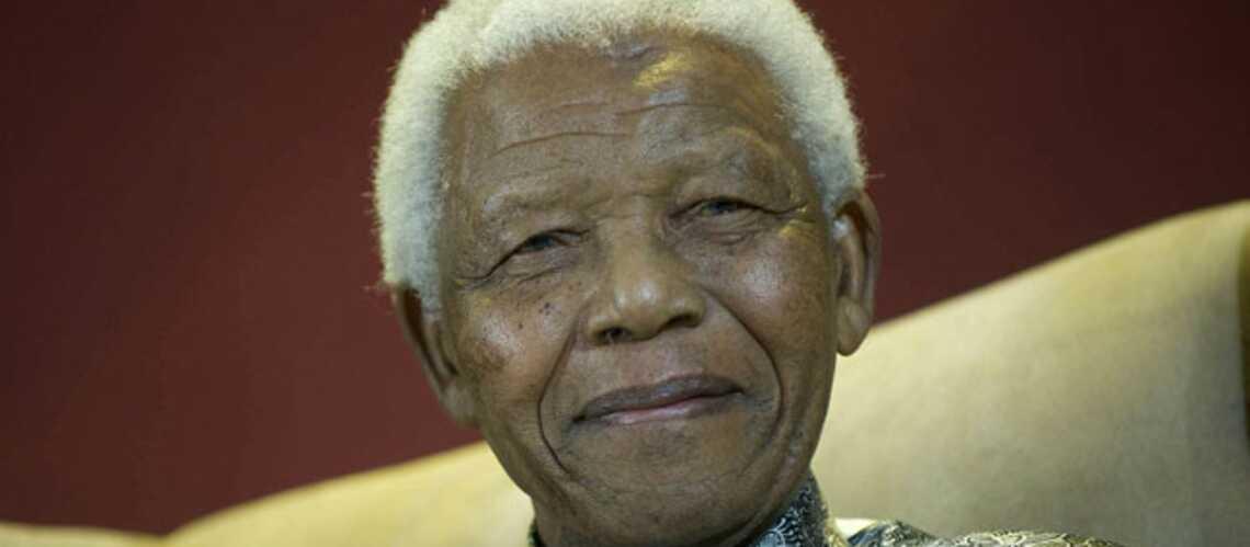 Nelson Mandela est hospitalisé