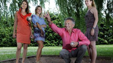 Nelson Monfort, l'été en famille of course!