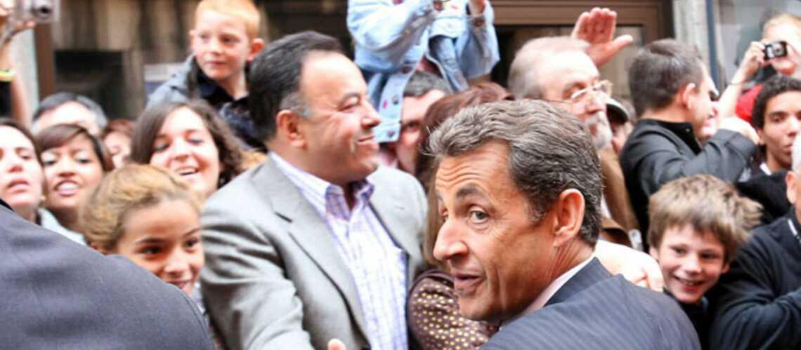 Le slogan Sarkozy 2010: «Fais pas le malin!»