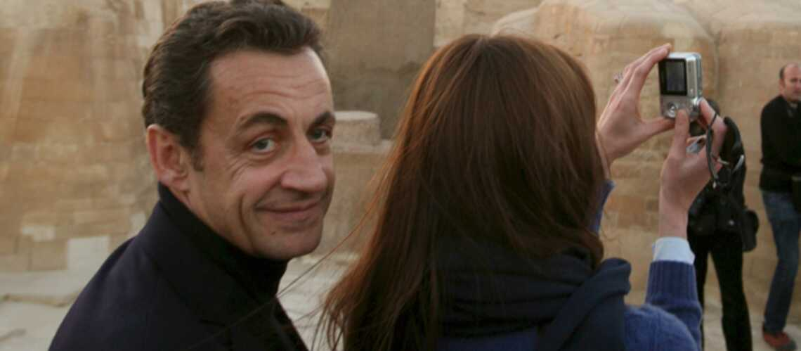 Nicolas Sarkozy: hanté par son ex-femme?