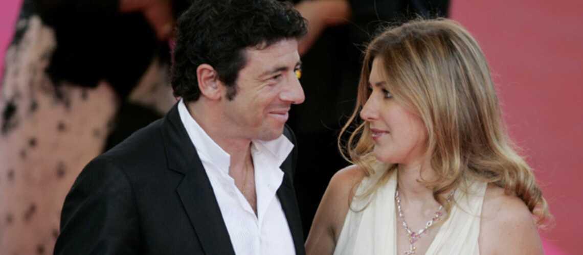 Patrick Bruel: «Avec Amanda Sthers on est comme frère et sœur»