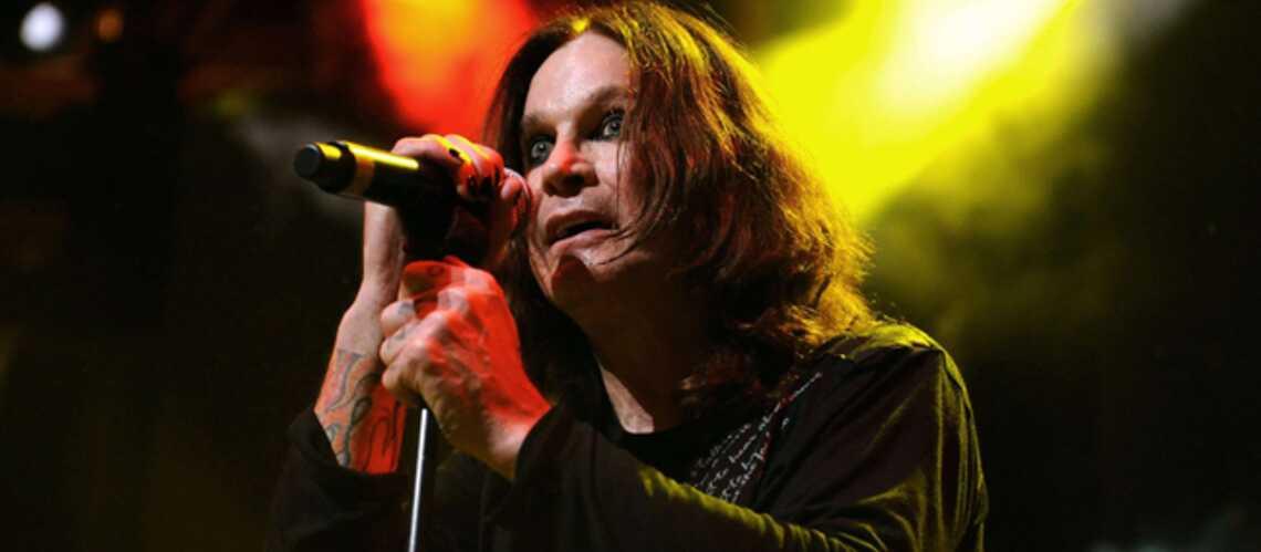 Ozzy Osbourne, brûlé par des UV