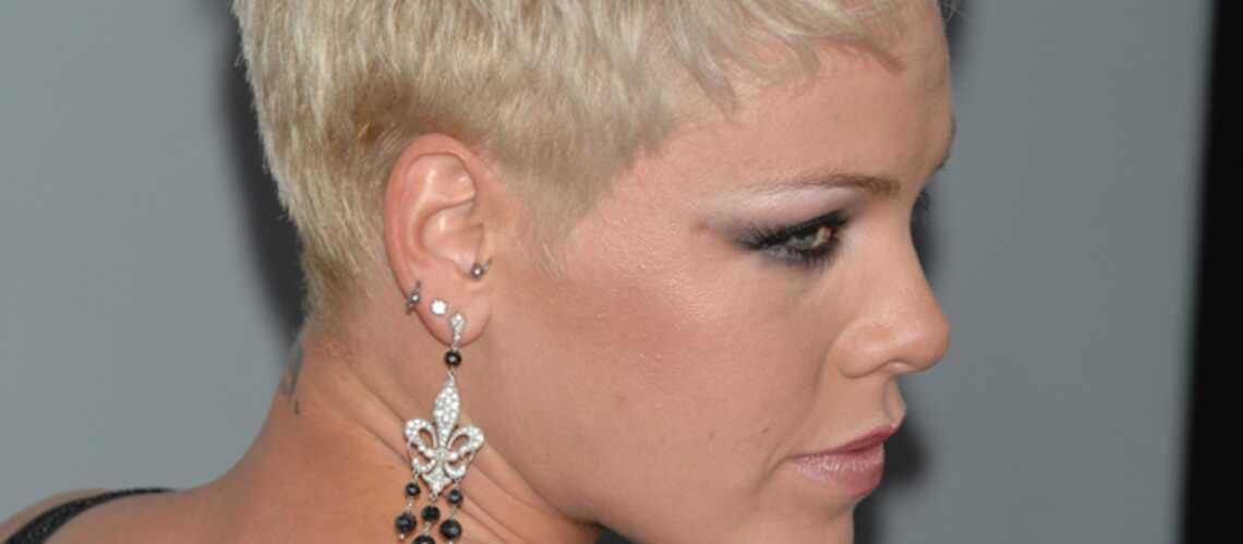 Pink: «Etre belle n'a jamais été mon but dans la vie»