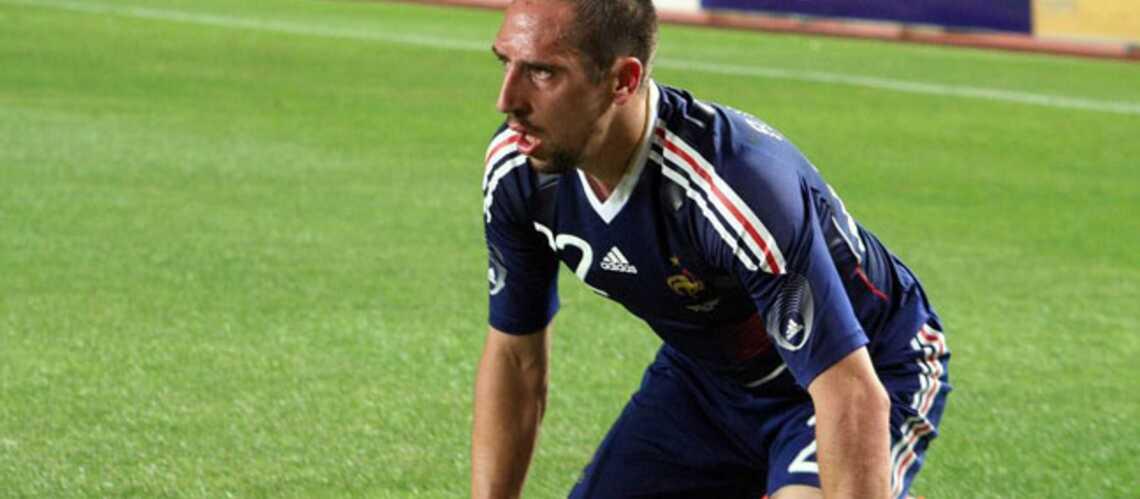 Ribéry: taclé par le scandale