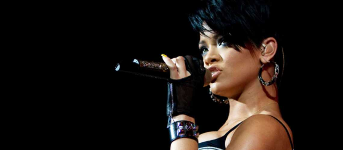 Rihanna était-elle enceinte?