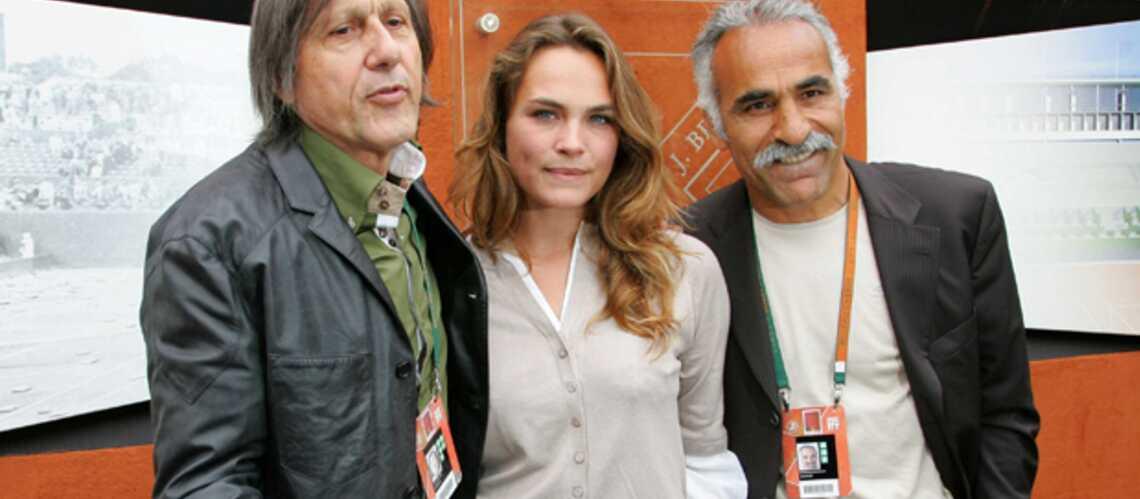 Roland Garros: on y croise aussi des légendes