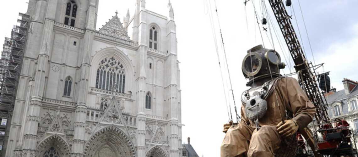 Royal de Luxe: les géants ont conquis Nantes