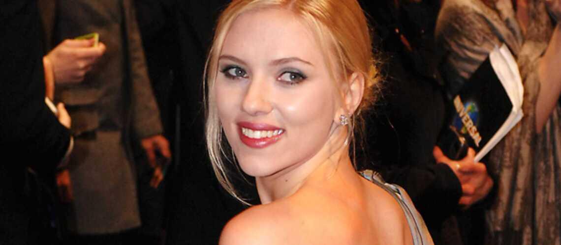 Scarlett Johansson honorée lors des prochains César
