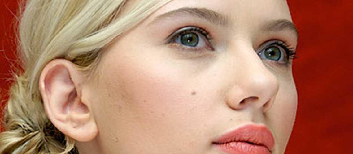 Scarlett Johansson nue: les photos étaient pour Ryan Reynolds!