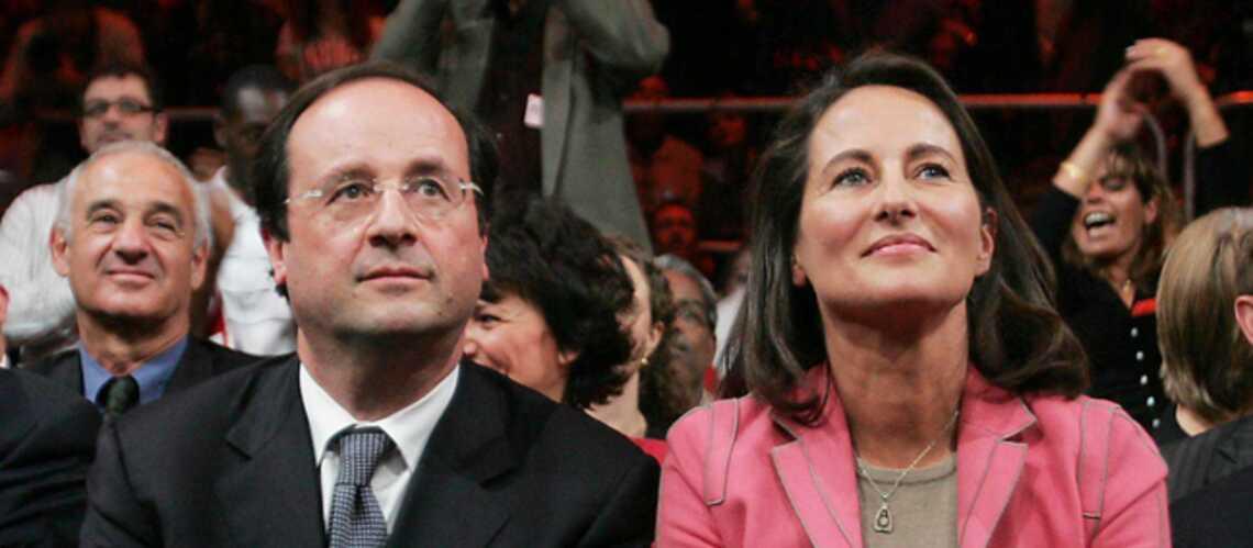 François Hollande: «Ségolène, la mère de mes enfants…»
