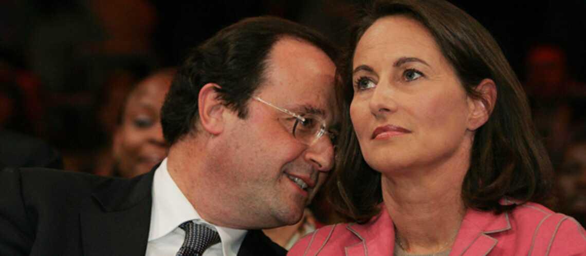 Ségolène Royal et François Hollande: la passion politique est leur ciment