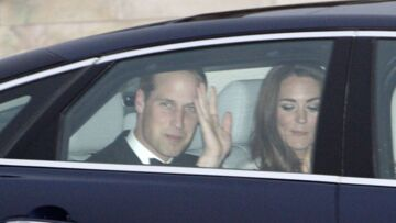 La nuit de noces de Kate et William