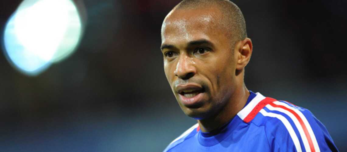 Thierry Henry versera 9,2 millions d'euros à son ex-femme