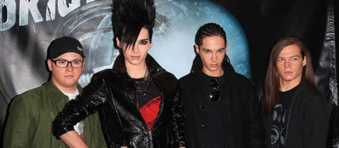 Tokio Hotel: hystérie collective au Showcase
