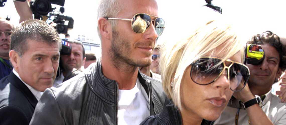 David et Victoria Beckham à Los Angeles