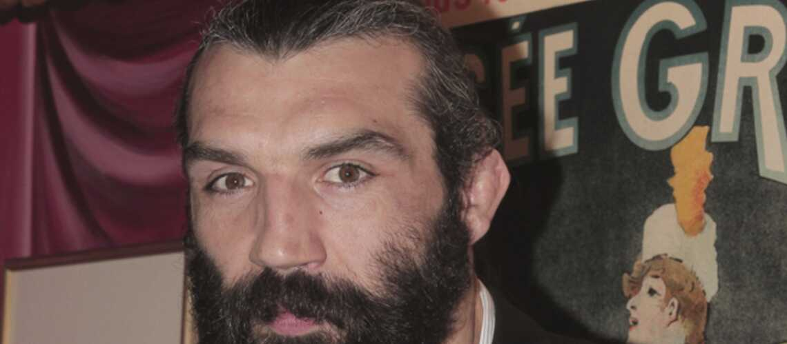 Sébas­tien Chabal quitte son club du Racing Métro