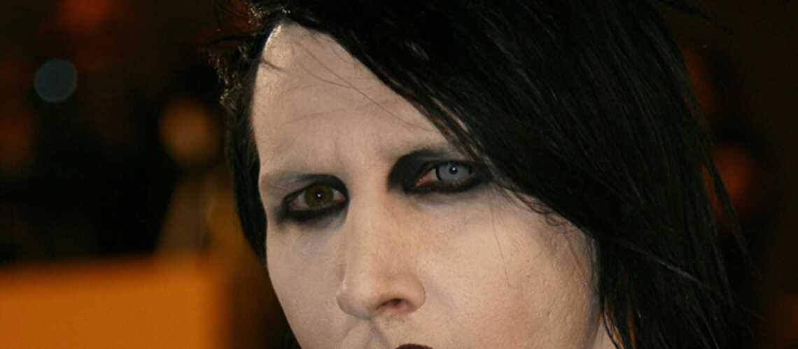 Marilyn Manson guest star dans Californication