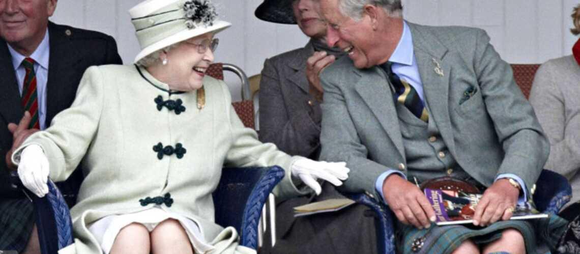Les Windsor en crise… de rire!