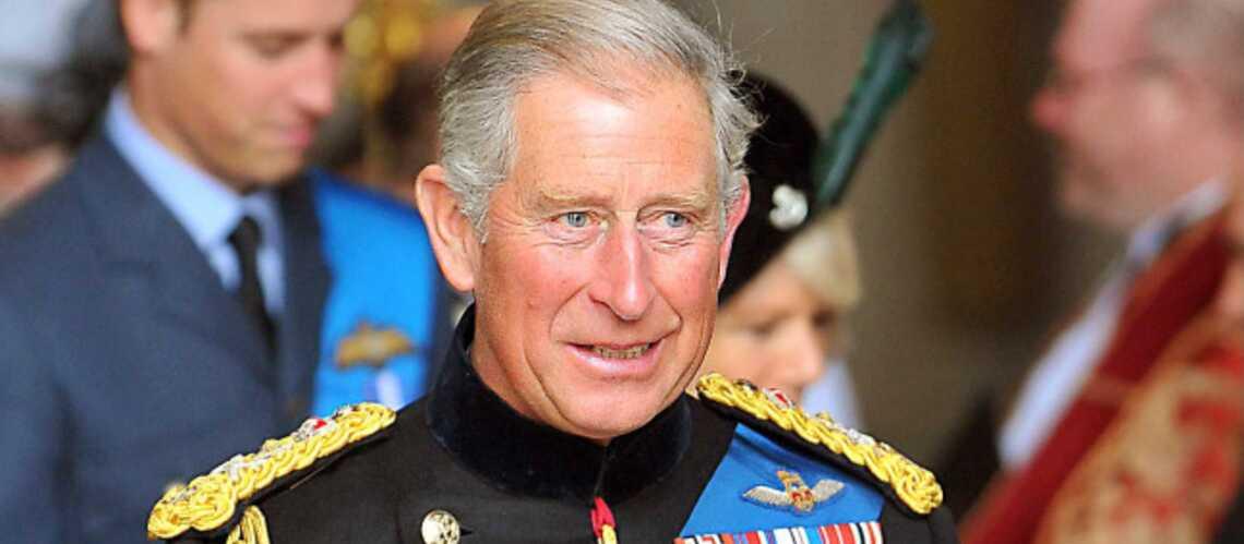Le prince Charles privé de ski!