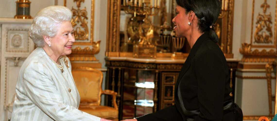 Elizabeth II a eu un droit un récital privé de Condoleezza Rice
