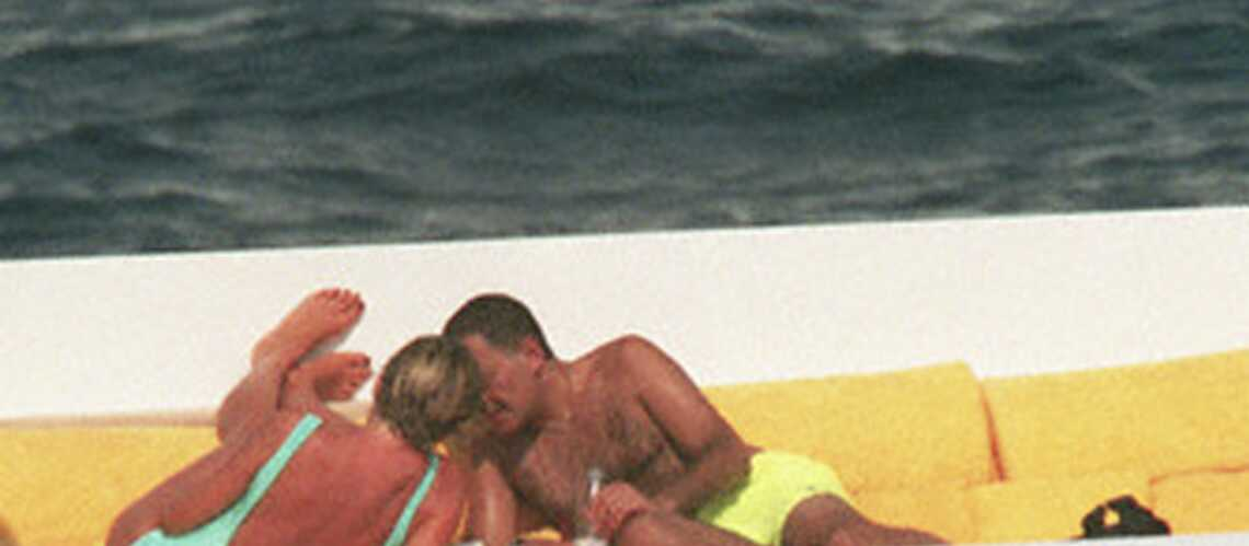 Diana et Dodi dans l'intimité: un photographe condamné