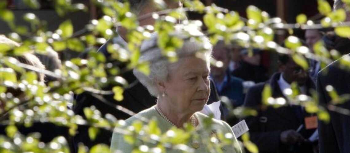 Elisabeth II reine du jardinage
