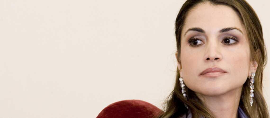 Rania de Jordanie fait don de son sang…bleu