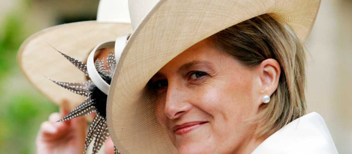 Sophie Wessex, complice de Charlène Wittstock