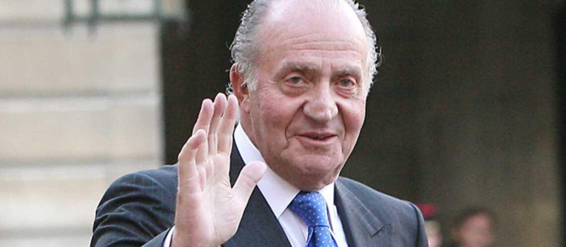 Le roi d'Espagne opéré d'une hernie discale