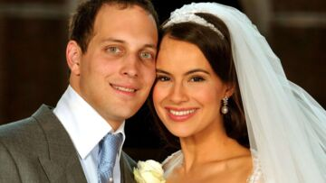 Lord Frederick Windsor épouse Sophie Winkleman