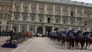 Vidéo- Découvrez la salle de bal du palais royal de Stockholm