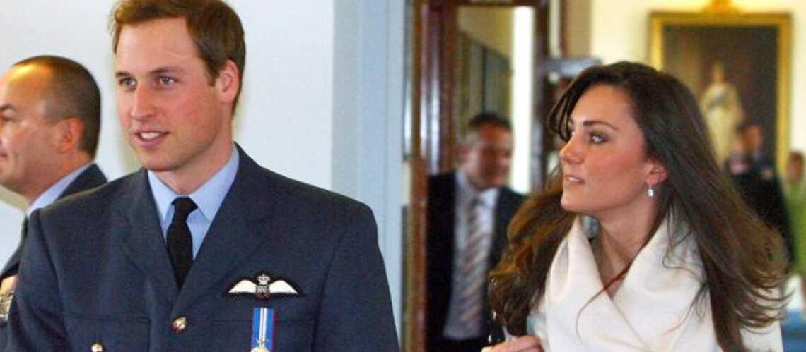 Le prince William et Kate Middelton: coucou, les revoilou!