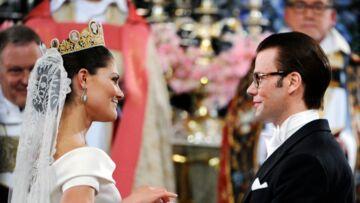Victoria et Daniel: Premières images de la cérémonie