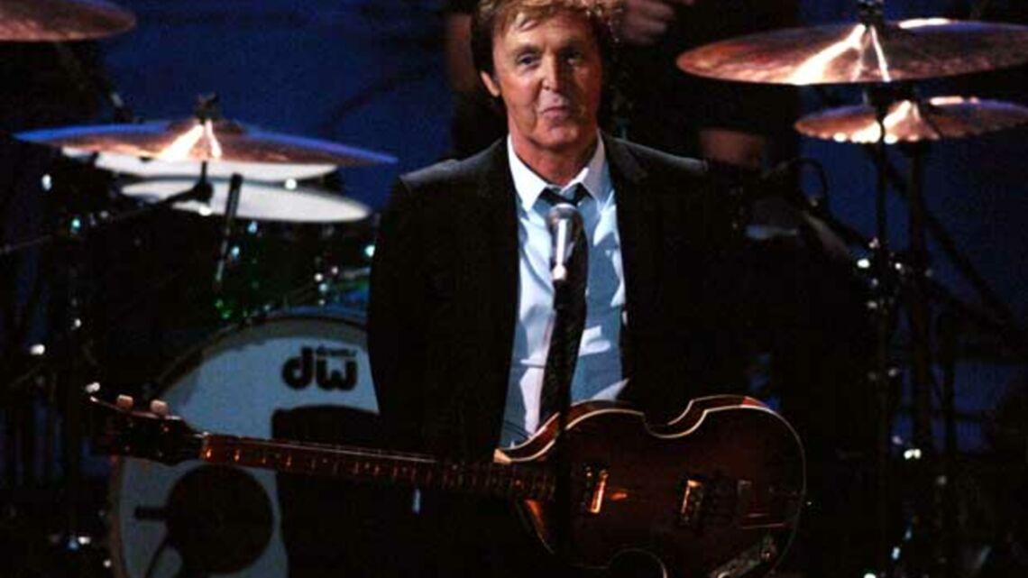 Bob Dylan, The Cure et Willie Nelson rendent hommage à Paul McCartney