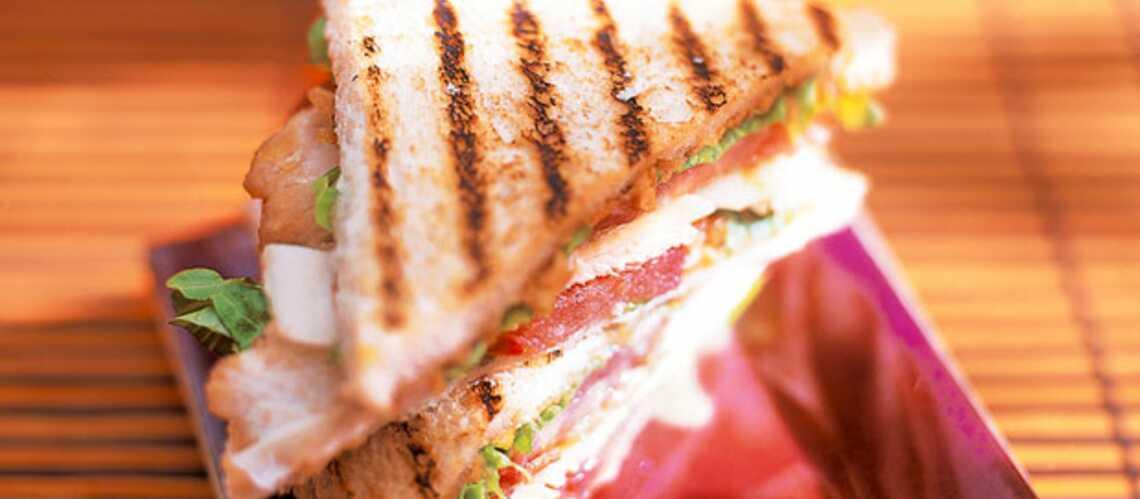 Sandwichs très british