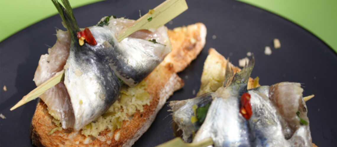 Pierre Arditi: les sardines