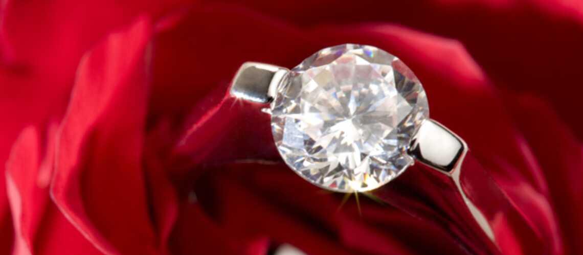 Bijoux capiteux en or rose pour la Saint-Valentin