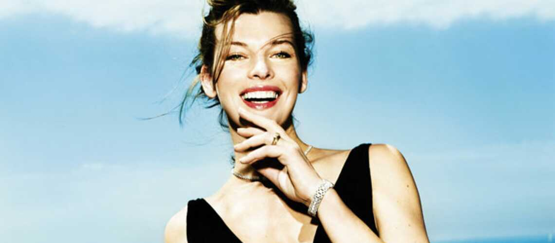 Photos – Milla Jovovich et Diane Kruger font le mur à Cannes