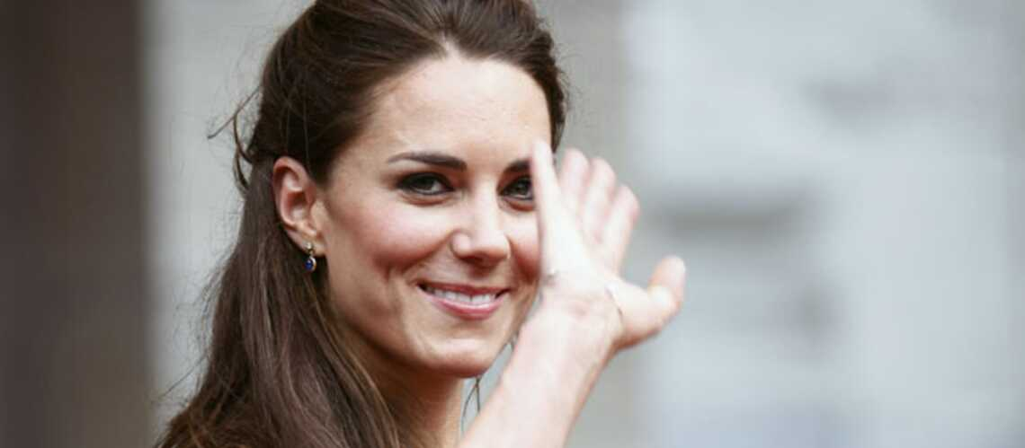 Prin­cesse Kate bien­tôt en tour­née sans William