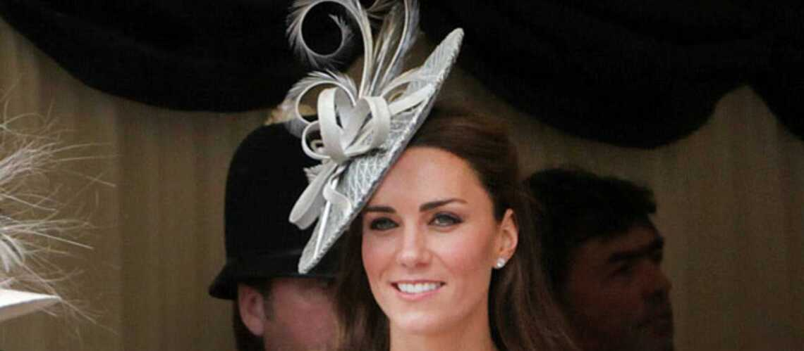 Kate Middleton ne s'habille pas à l'oeil