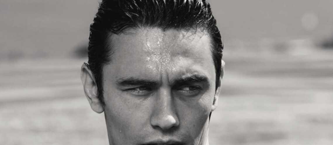 Photos- James Franco répond aux rumeurs d'homosexualité