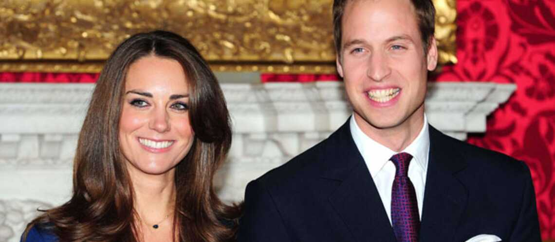 Kate Midd­le­ton enceinte: William sur le qui-vive