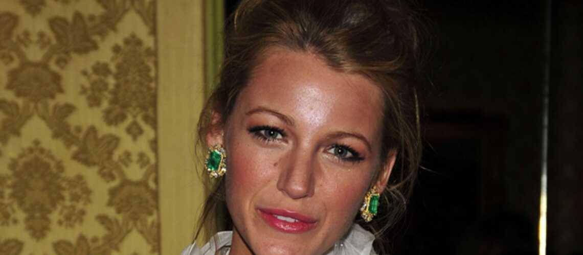 """Blake Lively: «Après l'arrêt de Gossip Girl, j'étais épuisée"""""""