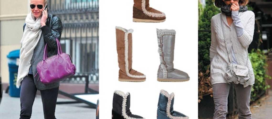 Fashion fixette: les Mou, comme Sarah Jessica Parker et Gwyneth Paltrow!